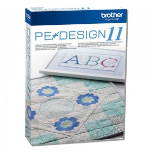 Nowy! Program Brother Pe-Design 11