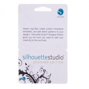 (upgrade) Silhouette Studio Designer Edition