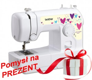 Maszyna do szycia Brother Little Angel KD144S