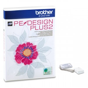 Program Brother Pe-Design Plus 2