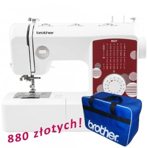 BROTHER BN27 + TORBA GRATIS!