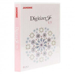 Program Janome DIGITIZER JR V5.0